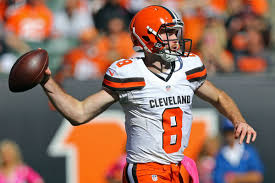 Meet Your New Browns Starting QB *sighs deeply* Kevin Hogan!