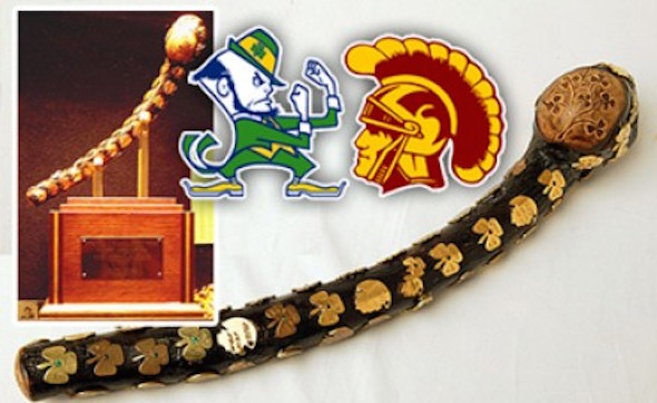 Notre Dame vs. USC Preview: The Battle for the Jeweled Shillelagh