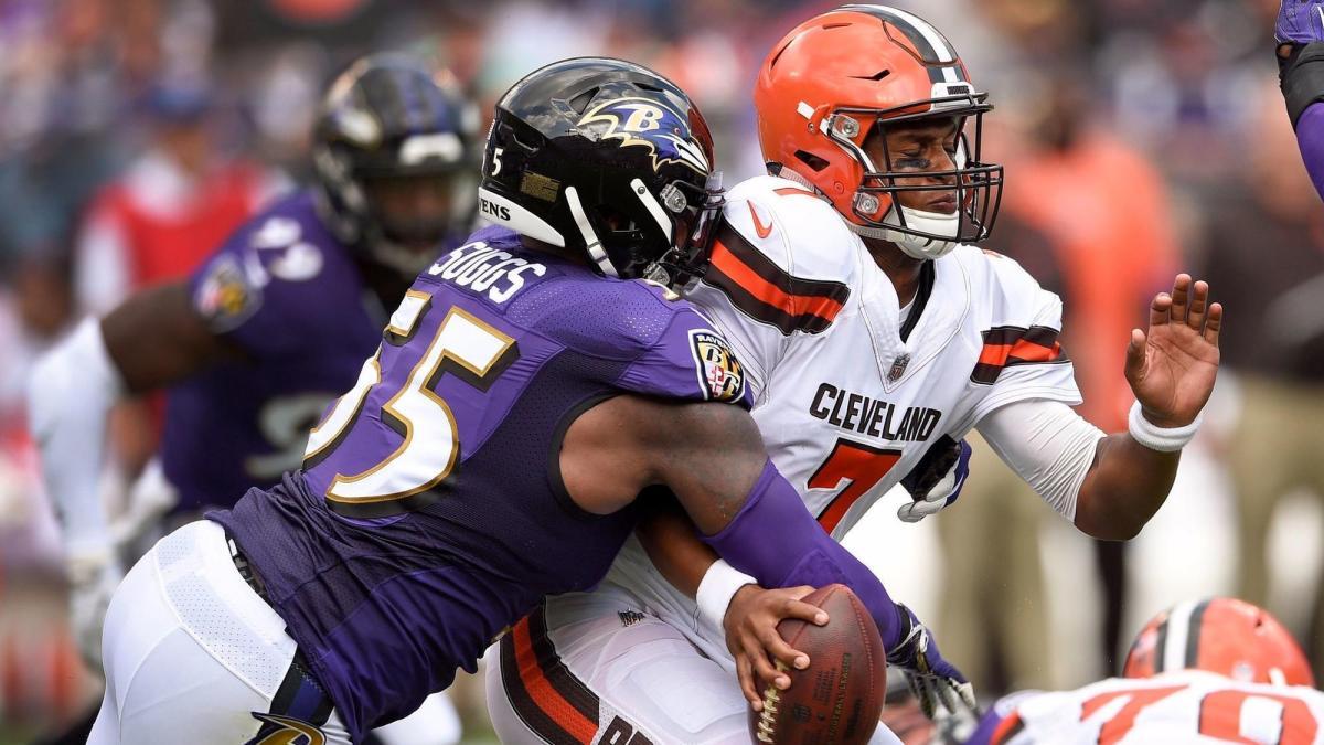 "Browns Keep ""Perfect Season"" Alive, Lose to Ravens27-10"