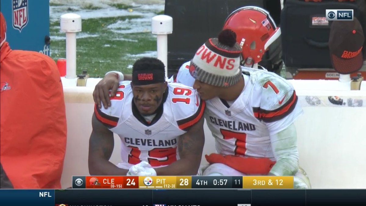They Did It: Browns go 0-16