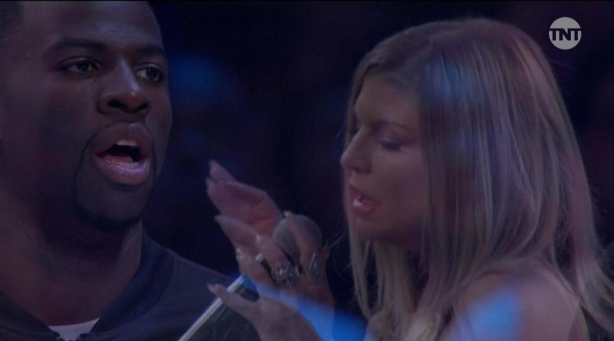 Should Fergie be Arrested for Treason After Her Performance at the All-Star Game LastNight?